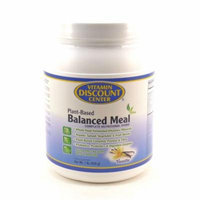 Balanced Plant Based Meal Vanilla by Vitamin Discount Center - 1 Pound