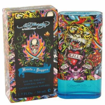 Ed Hardy Hearts & Daggers By Ed Hardy Eau De Toilette Spray 1.7 Oz For Men