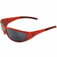 Syracuse Orangemen Official NCAA Wrap Sunglasses by Siskiyou 340147