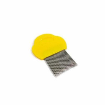 Clinical Guard CG-FDCO-V7 V7 Helix Spiraled Metal Lice Comb
