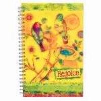 Notebook-Wirebound-Joyful Moments/Rejoice