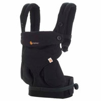 ERGO Baby Four Position 360 Carrier - Pure Black
