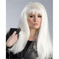 Alicia International 00176 WHT RAINGIRL Wig