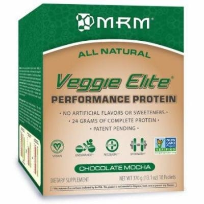 Veggie Elite -Chocolate Mocha MRM (Metabolic Response Modifiers) 10 packs Box