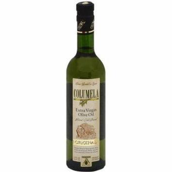 Columela Extra Virgin Olive Oil, 17 fl oz, (Pack of 6)
