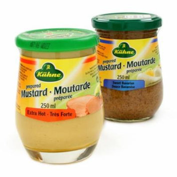 Kuhne German Mustard - Whole Grain