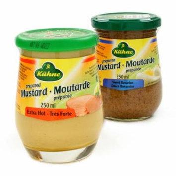 Kuhne German Mustard - Whole Grain