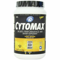 CytoSport Cytomax Sport Energy Drink, Tangy Orange, 4.5 Pound
