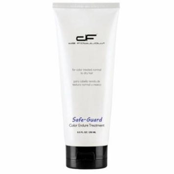 de Fabulous Safe-Guard Color Endure Treatment, 8.5 oz.