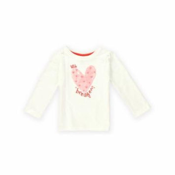 Gymboree Girls Heart Breaker Embellished T-Shirt