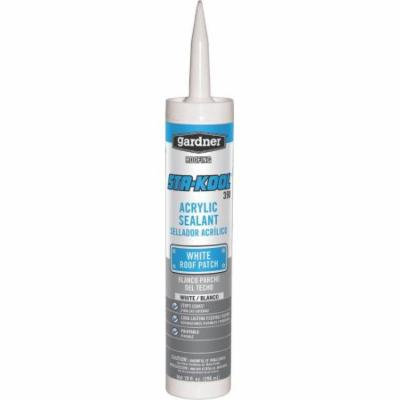 PATCH ROOF ELSTMRC WHT 10.1OZ