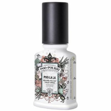Poo Pourri Poo La La 2 oz Before-You-Go Toilet Spray