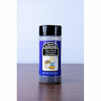 Pack of 12 Spice Supreme Chocolate Sprinkles Bake Toppings 2.5 oz. #38069