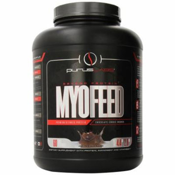 Purus Labs MyoFeed, Chocolate Cookie Crunch, 4.4 lbs