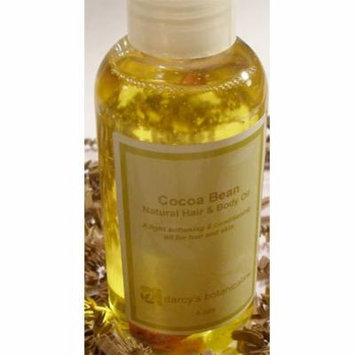 Darcy's Botanicals Cocoa Bean Natural Hair & Body Oil, 4 fl. oz