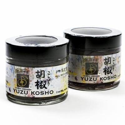 Yuzu Kosho Rub - Green
