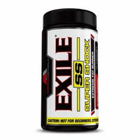 American Muscle Exile Super Shock - Extreme Fat Burner, 30 Capsules