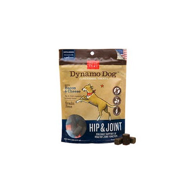 Cloud Star Dynamo Dog Functional Treats - Hip & Joint Bacon & Cheese