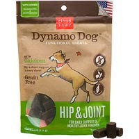 Cloud Star Dynamo Dog Functional Treats - Hip & Joint