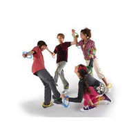 Twister Hoopla Ages 6 and up, 1 ea