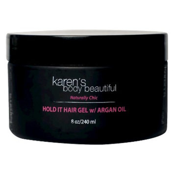 Karen's Body Beautiful Hold It Hair Gel Pomegrante and Guava - 8 oz