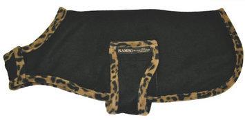 Rambo By Horseware Rambo Faux Print Dog Blanket