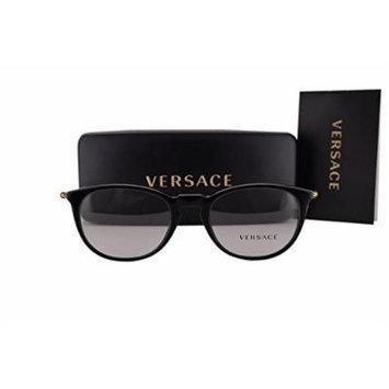 Versace VE3227 Eyeglasses 51-20-140 Black GB1 VE 3227
