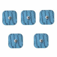Compex Performance Electrodes Easy Snap Set 2 units 2 in x 2 in Pack of 5 Sets