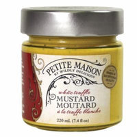White Truffle Mustard by Wildly Delicious