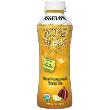 Bigelow Tea ICED TEA, OG2, GRN, CTRS/POM, (Pack of 12)
