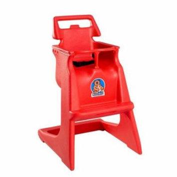 Koala - KB103-03 - Red Classic High Chair