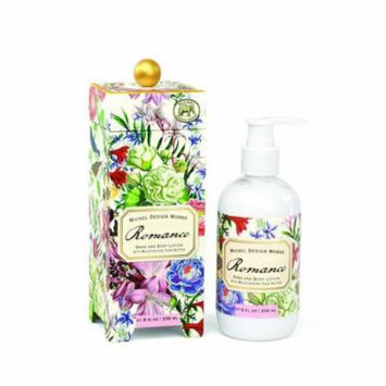Michel Design Works Romance Hand and Body Lotion, 8 oz.
