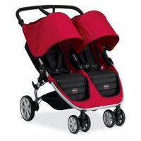 B-Agile Double Stroller - Red