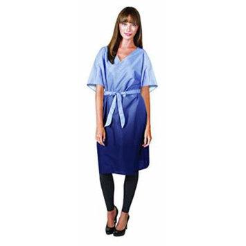 Betty Dain Uptown Salon Client Wrap, Gradient Blue, 0.65 Pound