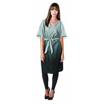 Betty Dain Uptown Salon Client Wrap, Gradient Black, 0.65 Pound