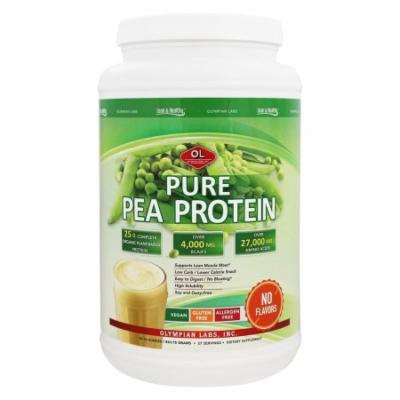 Olympian Labs - Pure Pea Protein Unflavored - 29.76 oz.