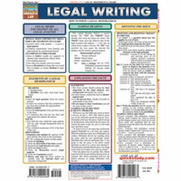 Legal Writing Guide
