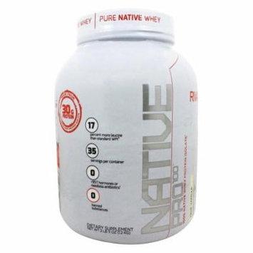 Rivalus - Native Pro 100 Whey Protein Isolate True Vanilla - 2.69 lbs.