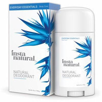 InstaNatural Natural Deodorant for Underarms - Aluminum Free Stick for Smell Protection - With Lavender Citrus Scent for
