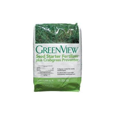 Greenview Seed Starter Plus Crabgrass Preventer