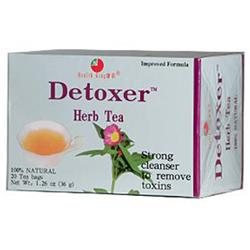 Health King - Detoxer Herb Tea - 20 Tea Bags