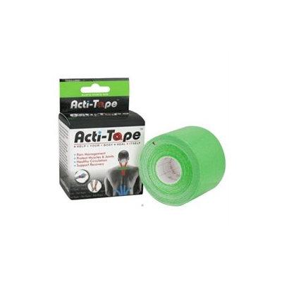 NutriWorks - Kinesiology Acti-Tape Green - 1 Rolls
