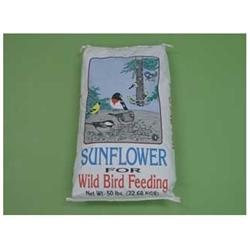 Shafer Seed Company Medium Sunflower Chips, 50 Lbs