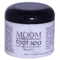 Moom, Aromatherapy Foot Spa, 4 Oz (112g)