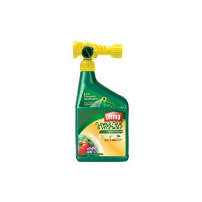 Ortho 32 Oz. Ready To Use Flower, Fruit and Vegetable Insect Killer (0345210)- 6 pack