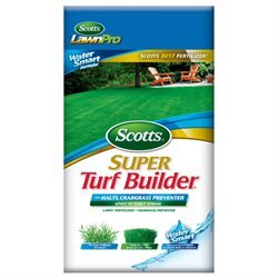 Scotts Company Seed The Scotts Company SC3805 Scotts 5M Super Turf Builder WithHalts Crabgrass Preventer