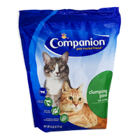Companion Cat Litter Clumping Pine
