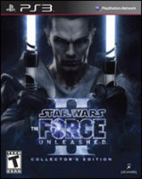 LucasArts Entertainment Star Wars: The Force Unleashed II Collector's Edition