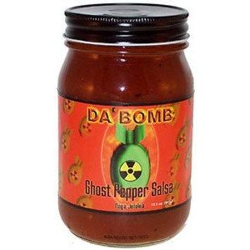 Da Bomb Ghost Pepper Salsa