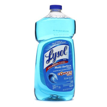 Lysol Complete Clean Multi-Surface Cleaner Pacific Fresh
